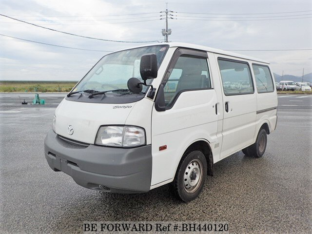 Used 2013 MAZDA BONGO VAN BH440120 for Sale