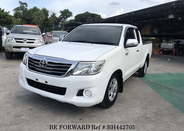 Used 2014 TOYOTA HILUX BH442705 for Sale