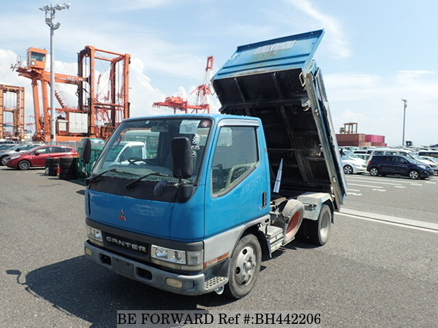 Used 2001 MITSUBISHI CANTER BH442206 for Sale
