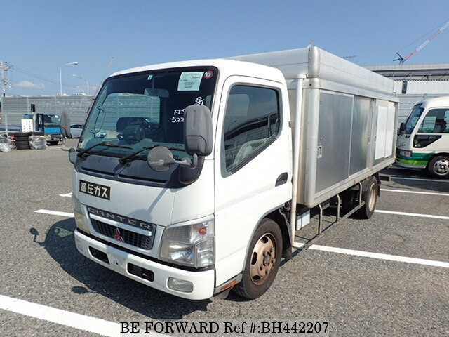 Used 2007 MITSUBISHI CANTER BH442207 for Sale