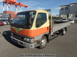 Used 2001 MITSUBISHI CANTER BH442212 for Sale