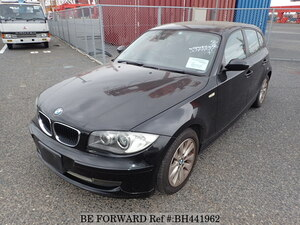 Used 2007 BMW 1 SERIES BH441962 for Sale