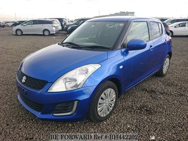 Used 2016 SUZUKI SWIFT BH442202 for Sale