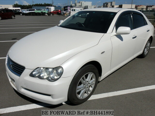 Used 2006 TOYOTA MARK X BH441892 for Sale