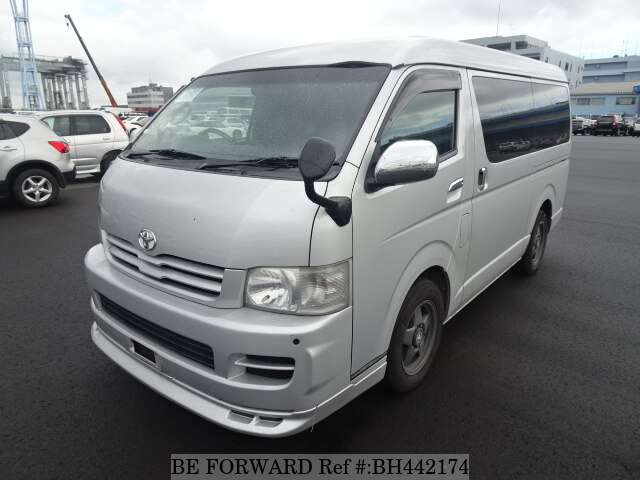 Used 2007 TOYOTA HIACE WAGON BH442174 for Sale