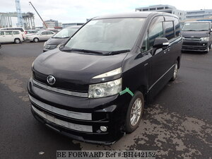 Used 2008 TOYOTA VOXY BH442152 for Sale