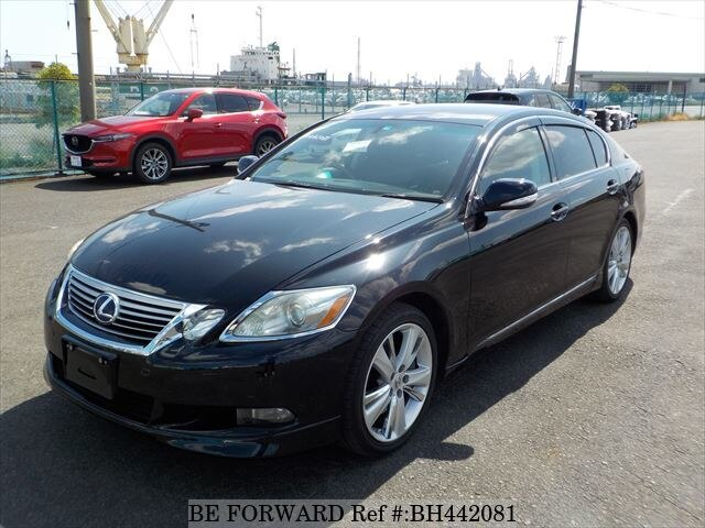 Used 2010 LEXUS GS BH442081 for Sale