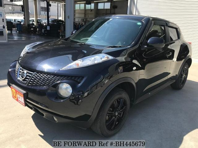Used 2013 NISSAN JUKE BH445679 for Sale