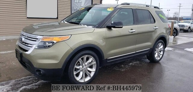 Used 2012 FORD EXPLORER BH445979 for Sale