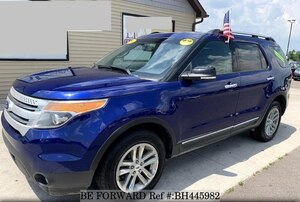 Used 2013 FORD EXPLORER BH445982 for Sale