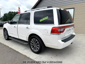 Used 2016 LINCOLN NAVIGATOR BH445986 for Sale