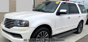 Used 2016 LINCOLN NAVIGATOR BH446000 for Sale
