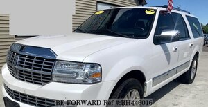Used 2012 LINCOLN NAVIGATOR BH446016 for Sale