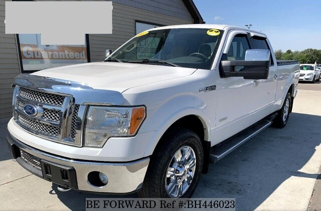 Used 2011 FORD F150 BH446023 for Sale