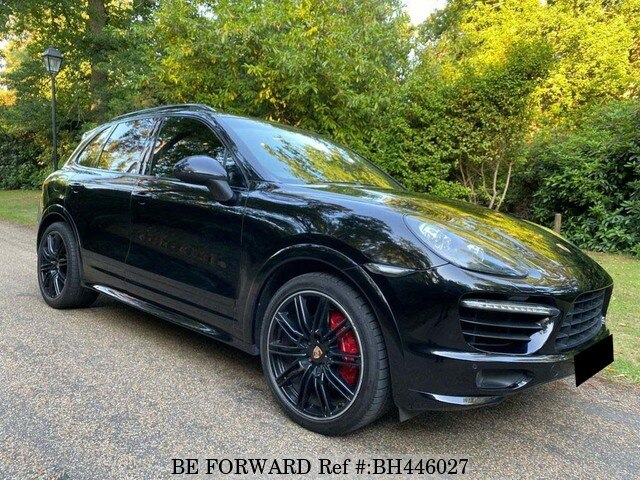 Used 2013 PORSCHE CAYENNE BH446027 for Sale