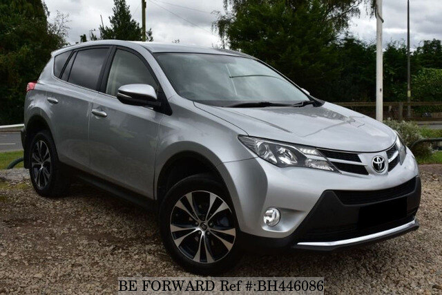 Used 2015 TOYOTA RAV4 BH446086 for Sale