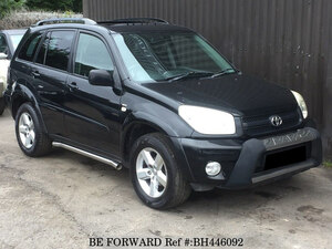 Used 2005 TOYOTA RAV4 BH446092 for Sale