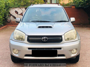 Used 2004 TOYOTA RAV4 BH446105 for Sale