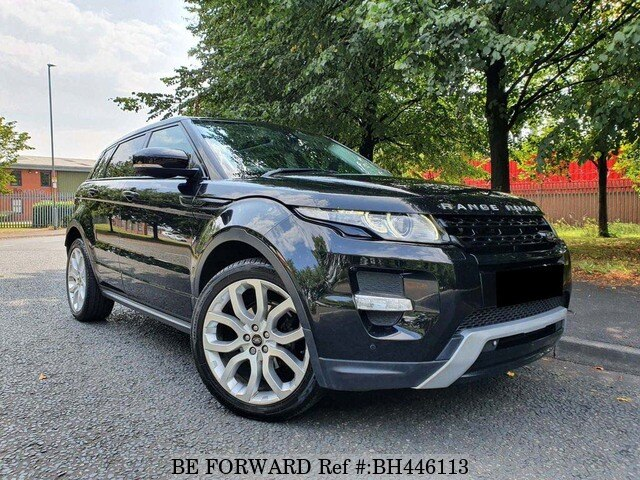 Used 2013 LAND ROVER RANGE ROVER EVOQUE BH446113 for Sale