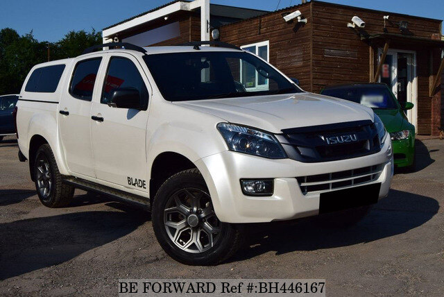 Used 2016 ISUZU D-MAX BH446167 for Sale