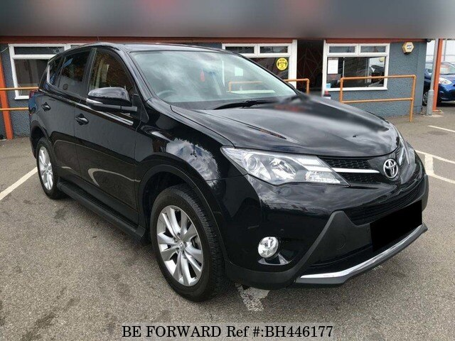 Used 2013 TOYOTA RAV4 BH446177 for Sale
