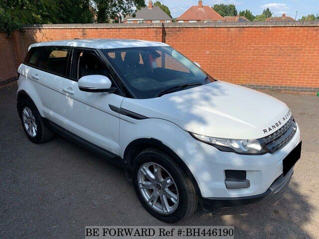 Used 2012 LAND ROVER RANGE ROVER EVOQUE BH446190 for Sale