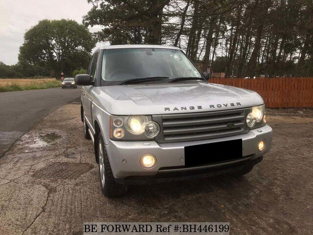 Used 2005 LAND ROVER RANGE ROVER BH446199 for Sale