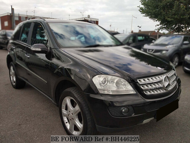 Used 2007 MERCEDES-BENZ ML CLASS BH446225 for Sale