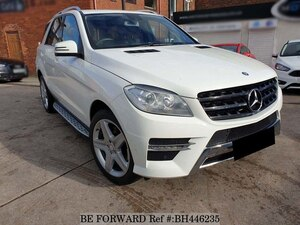 Used 2013 MERCEDES-BENZ ML CLASS BH446235 for Sale