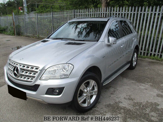 Used 2010 MERCEDES-BENZ ML CLASS BH446237 for Sale