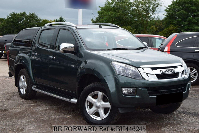 Used 2017 ISUZU D-MAX BH446245 for Sale