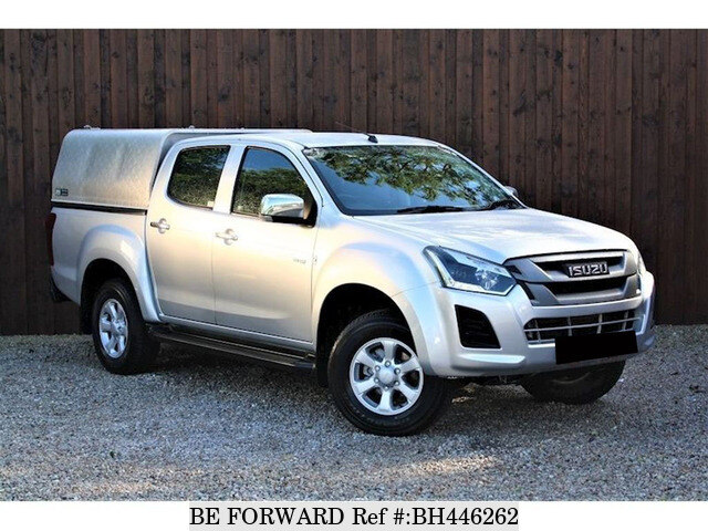 Used 2017 ISUZU D-MAX BH446262 for Sale