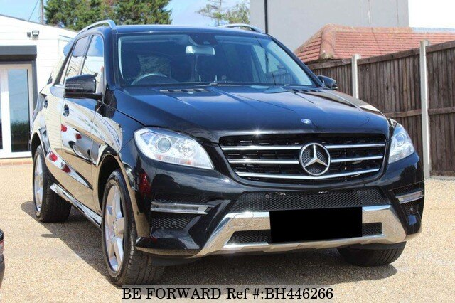 Used 2014 MERCEDES-BENZ ML CLASS BH446266 for Sale