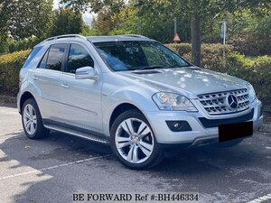 Used 2010 MERCEDES-BENZ ML CLASS BH446334 for Sale