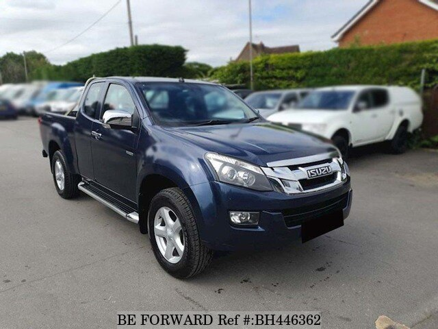 Used 2014 ISUZU D-MAX BH446362 for Sale