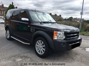 Used 2008 LAND ROVER DISCOVERY 3 BH446402 for Sale