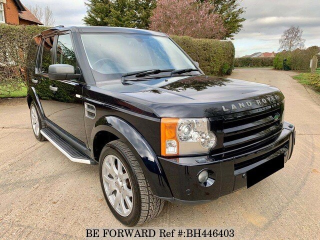 Used 2008 LAND ROVER DISCOVERY 3 BH446403 for Sale