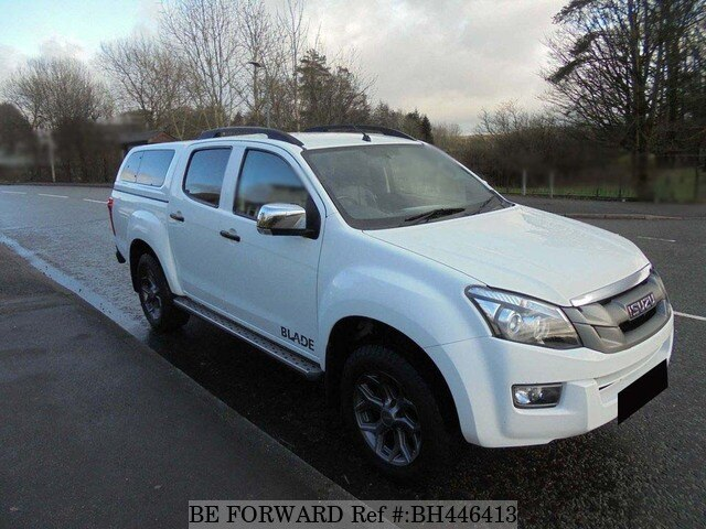 Used 2014 ISUZU D-MAX BH446413 for Sale