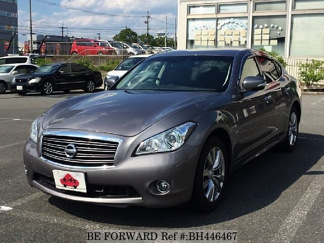 Used 2013 NISSAN FUGA BH446467 for Sale