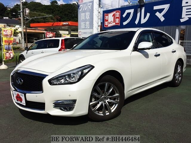 Used 2019 NISSAN FUGA BH446484 for Sale