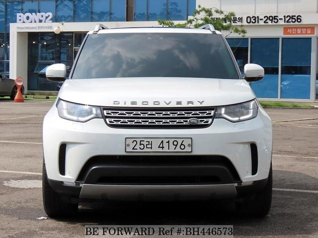 Used 2019 LAND ROVER DISCOVERY BH446573 for Sale