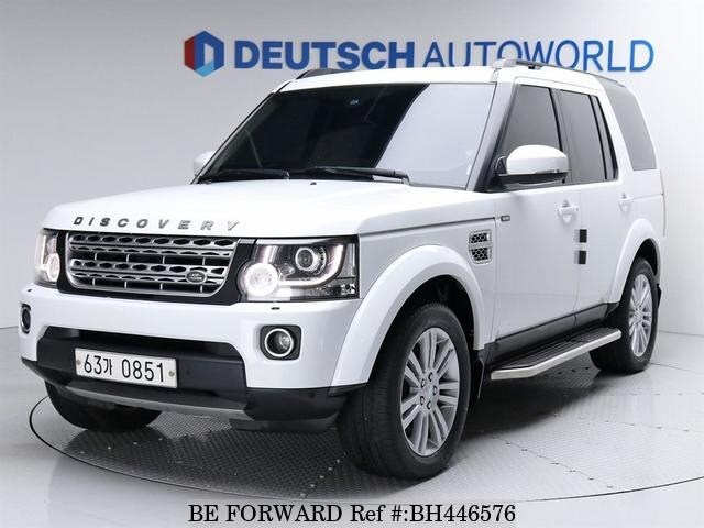 Used 2015 LAND ROVER DISCOVERY BH446576 for Sale
