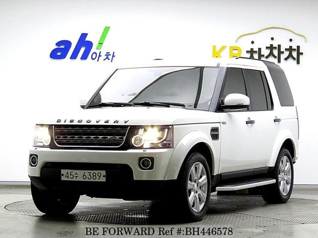 Used 2015 LAND ROVER DISCOVERY BH446578 for Sale