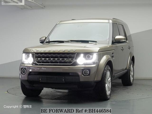 Used 2014 LAND ROVER DISCOVERY BH446584 for Sale
