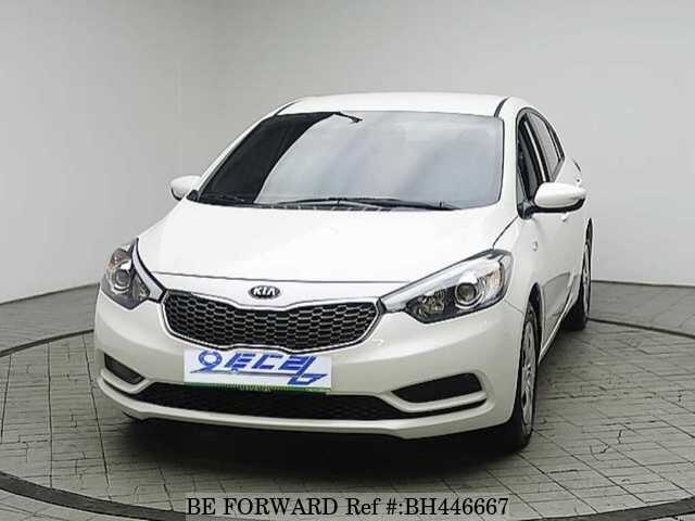 Used 2015 KIA K3 BH446667 for Sale