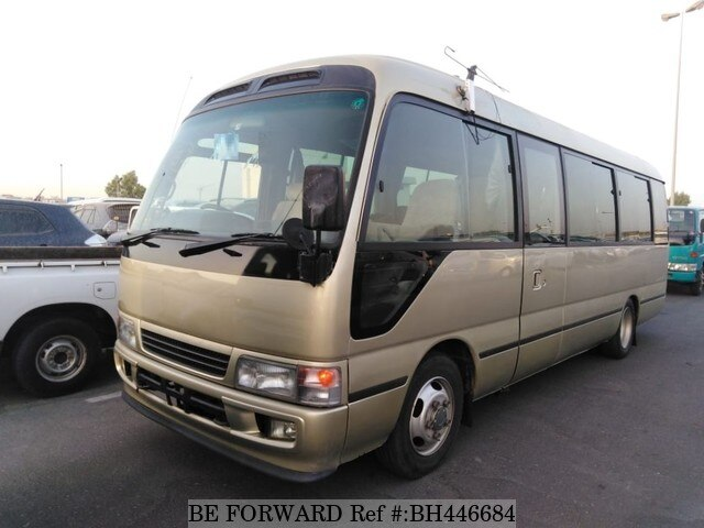 Used 2003 TOYOTA COASTER BH446684 for Sale