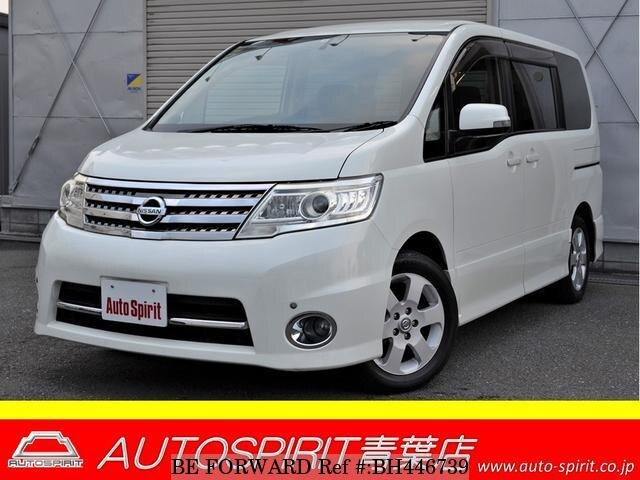 Used 2010 NISSAN SERENA BH446739 for Sale