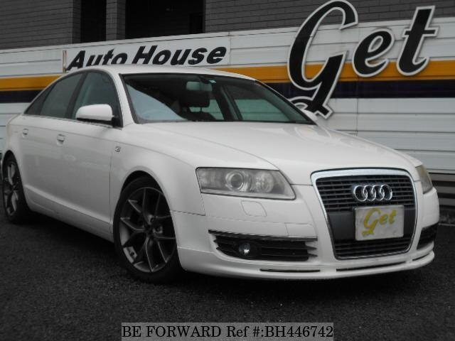Used 2006 AUDI A6 BH446742 for Sale