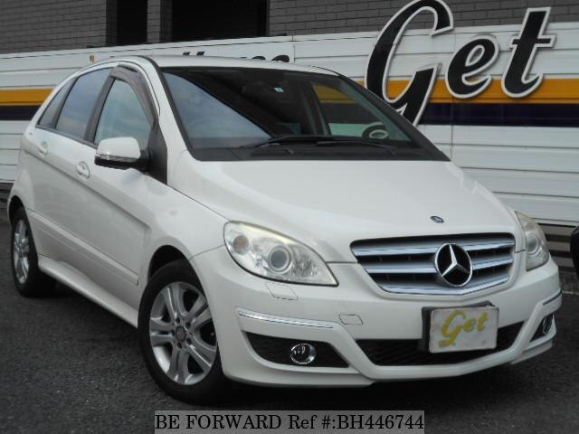Used 2009 MERCEDES-BENZ B-CLASS BH446744 for Sale
