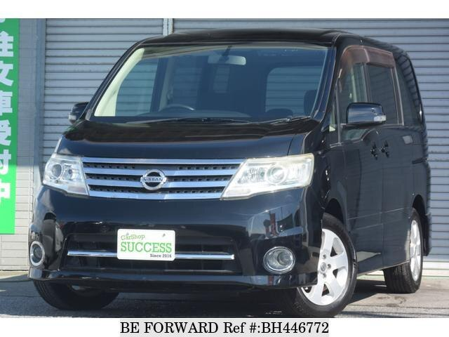 Used 2009 NISSAN SERENA BH446772 for Sale